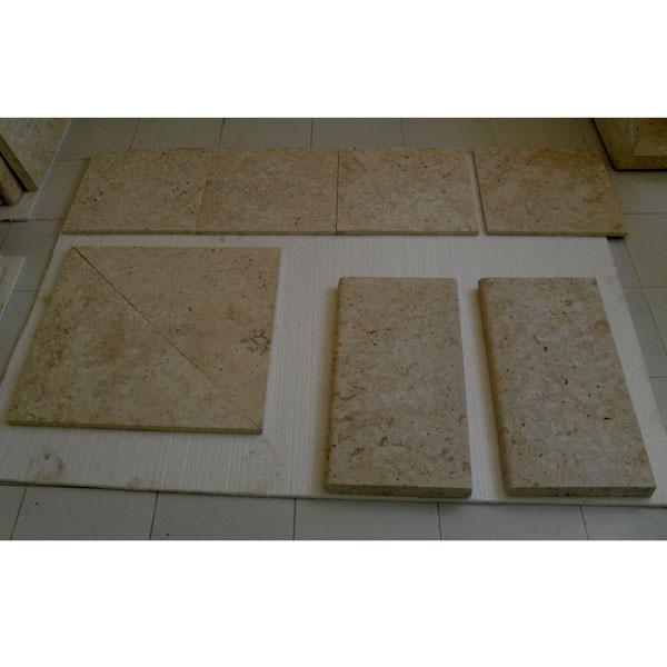 Shell Stone Tiles